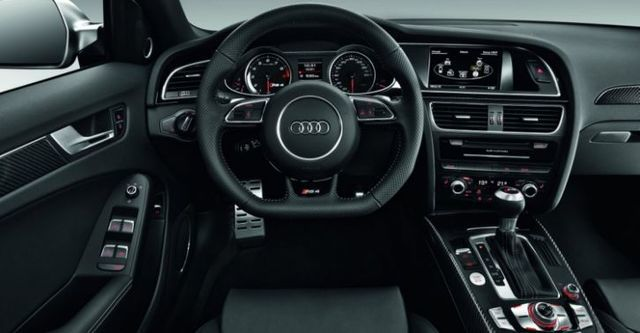 2016 Audi A4 Avant RS4  第8張相片