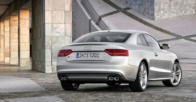 2016 Audi A5 Coupe S5  第6張相片