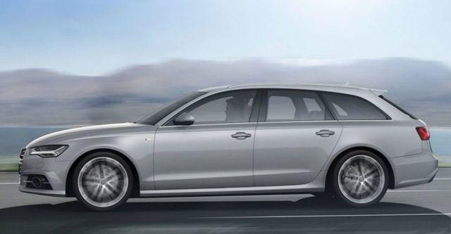 2016 Audi A6 Avant 40 TFSI  第2張相片