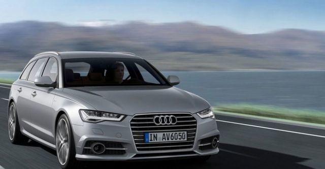 2016 Audi A6 Avant 40 TFSI  第5張相片