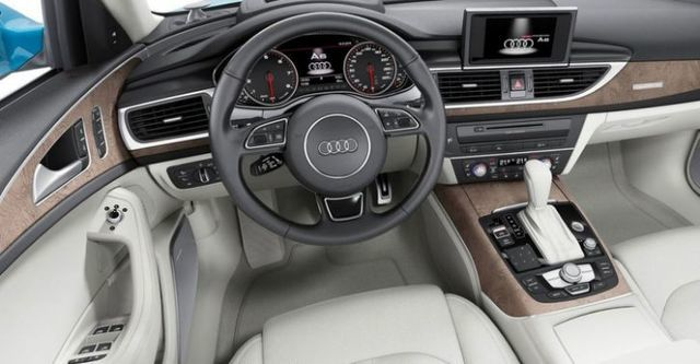2016 Audi A6 Avant 40 TFSI  第7張相片