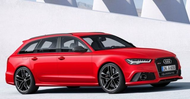 2016 Audi A6 Avant RS6  第2張相片