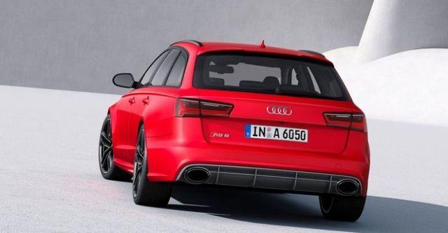 2016 Audi A6 Avant RS6  第5張相片