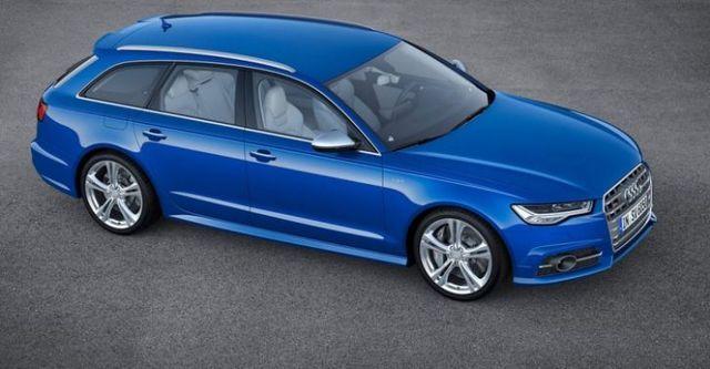 2016 Audi A6 Avant S6  第5張相片