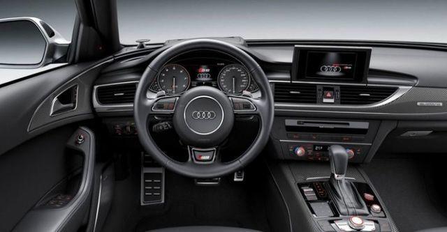 2016 Audi A6 Avant S6  第8張相片