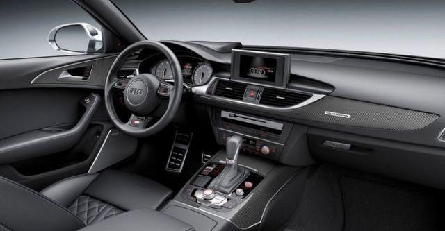 2016 Audi A6 Avant S6  第9張相片
