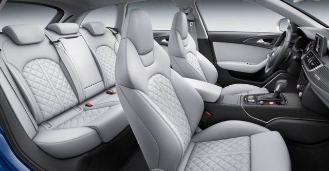 2016 Audi A6 Avant S6  第10張相片