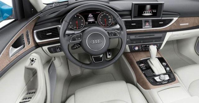 2016 Audi A6 Sedan 40 TFSI  第7張相片