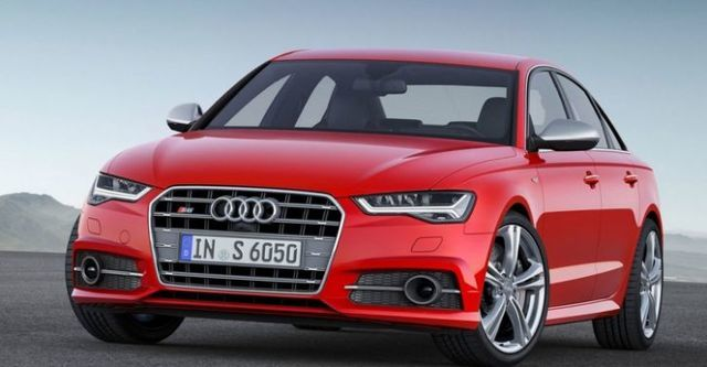 2016 Audi A6 Sedan S6  第1張相片