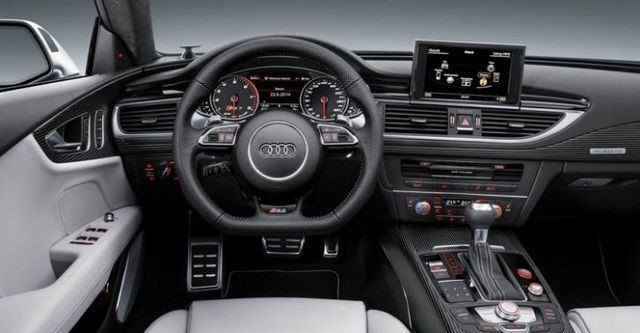 2016 Audi A7 Sportback RS7  第7張相片