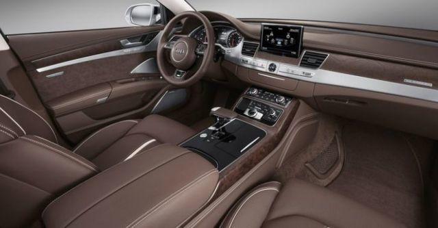 2016 Audi A8 50 TFSI quattro  第8張相片