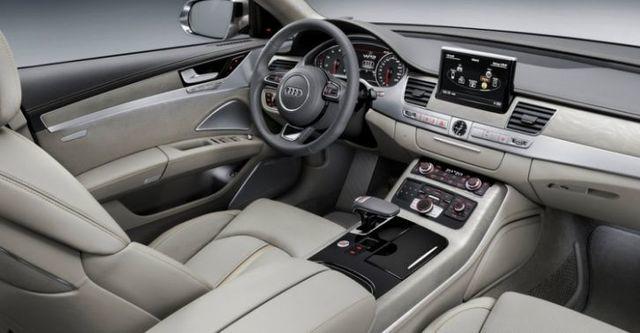 2016 Audi A8 L 50 TFSI quattro  第8張相片