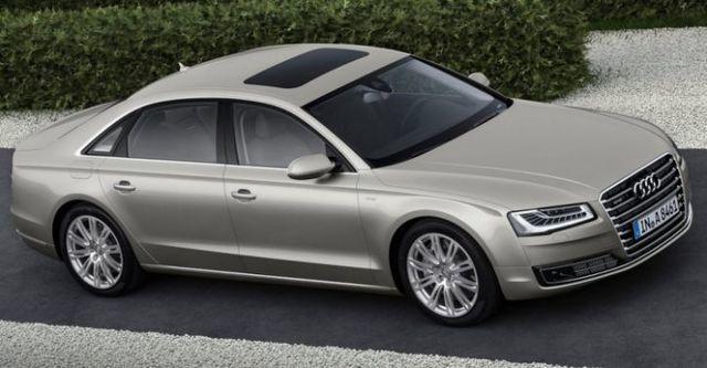2016 Audi A8 L 60 TFSI quattro  第1張相片