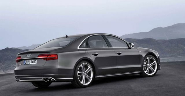 2016 Audi A8 S8  第3張相片