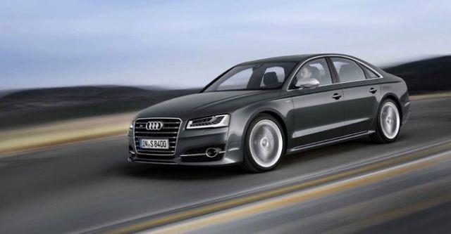 2016 Audi A8 S8  第4張相片