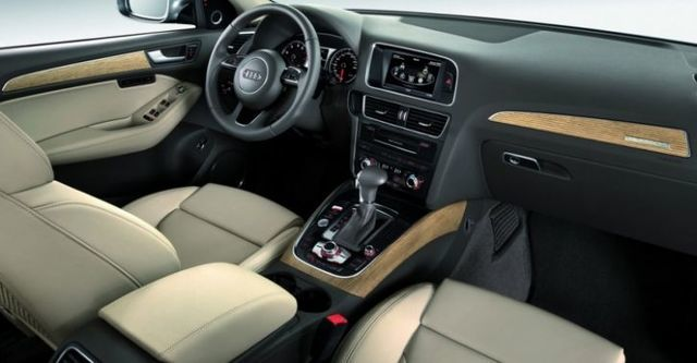 2016 Audi Q5 40 TFSI quattro  第8張相片