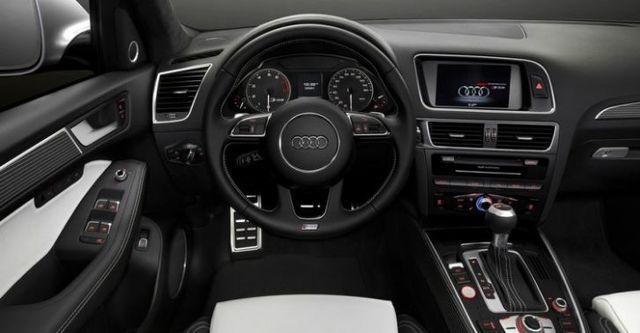 2016 Audi Q5 SQ5  第10張相片