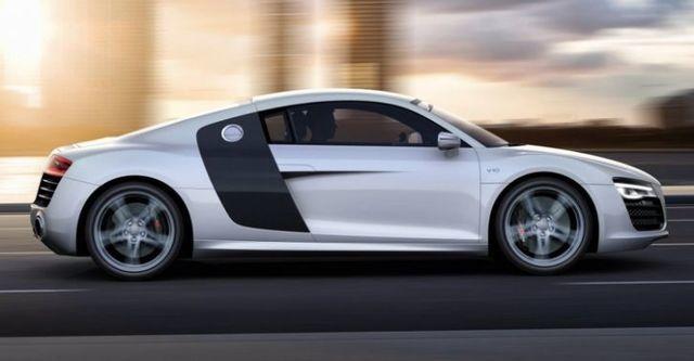 2016 Audi R8 Coupe 5.2 V10 FSI quattro  第3張相片