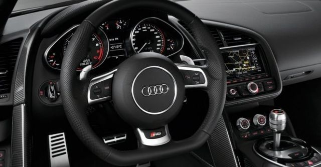 2016 Audi R8 Coupe 5.2 V10 FSI quattro  第9張相片