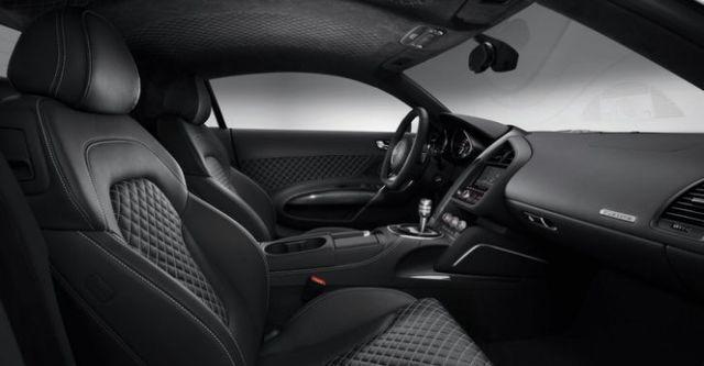 2016 Audi R8 Coupe 5.2 V10 FSI quattro  第10張相片