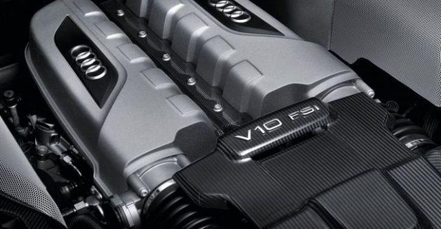 2016 Audi R8 Coupe Plus 5.2 V10 FSI quattro  第9張相片