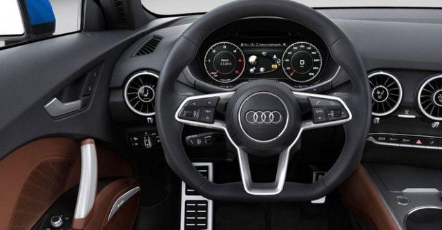2016 Audi TT 45 TFSI quattro  第7張相片