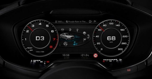 2016 Audi TT 45 TFSI quattro  第8張相片
