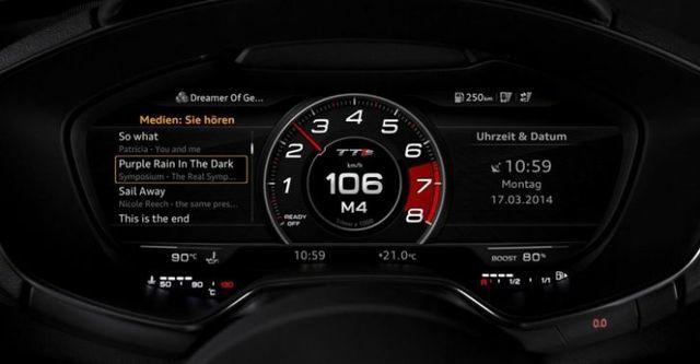 2016 Audi TT S  第6張相片