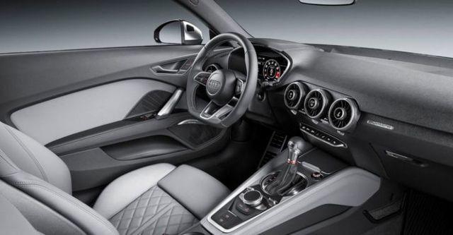 2016 Audi TT S  第8張相片