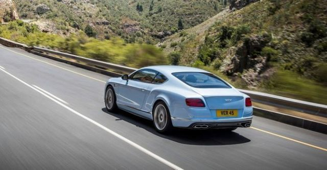 2016 Bentley Continental GT 4.0 V8 S  第2張相片