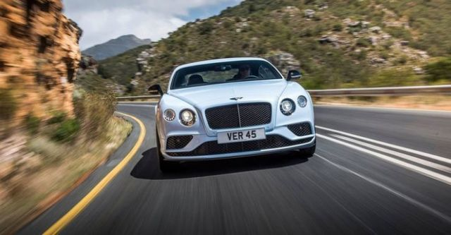 2016 Bentley Continental GT 4.0 V8 S  第3張相片