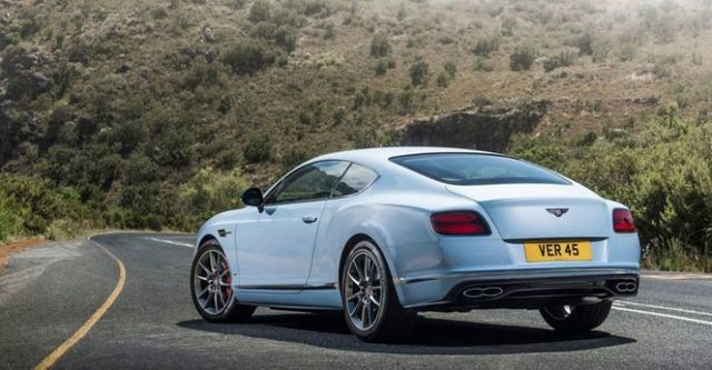 2016 Bentley Continental GT 4.0 V8 S  第5張相片