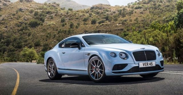 2016 Bentley Continental GT 4.0 V8 S  第6張相片