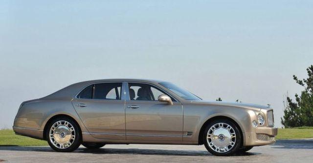 2016 Bentley Mulsanne 6.75 V8  第5張相片