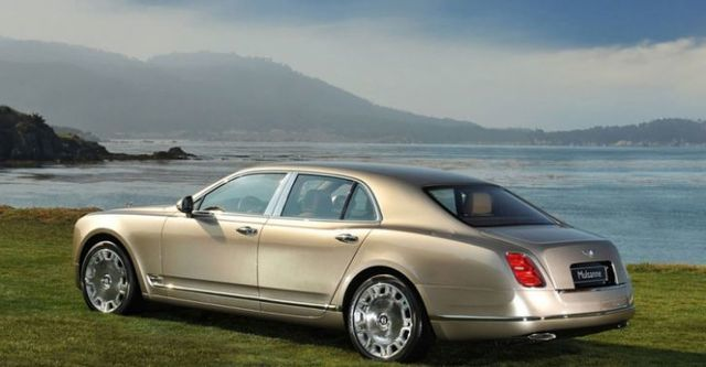2016 Bentley Mulsanne 6.75 V8  第6張相片