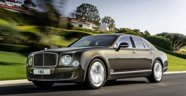 2016 Bentley Mulsanne Speed  第1張相片