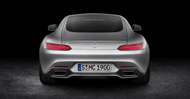2016 M-Benz AMG GT 4.0 V8  第4張相片