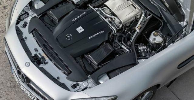 2016 M-Benz AMG GT 4.0 V8  第8張相片