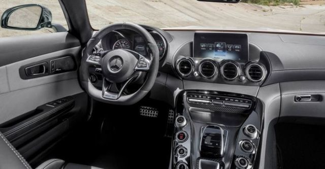 2016 M-Benz AMG GT 4.0 V8  第10張相片