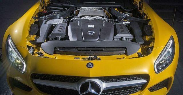 2016 M-Benz AMG GT S 4.0 V8  第8張相片