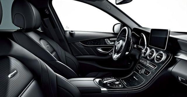 2016 M-Benz C-Class Sedan AMG C63  第9張相片