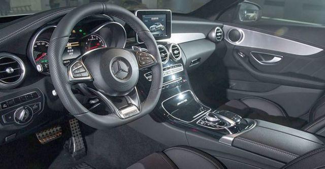 2016 M-Benz C-Class Sedan AMG C63 S  第9張相片