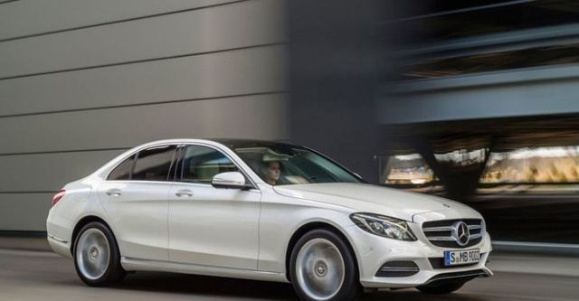 2016 M-Benz C-Class Sedan C200 Avantgarde  第2張相片