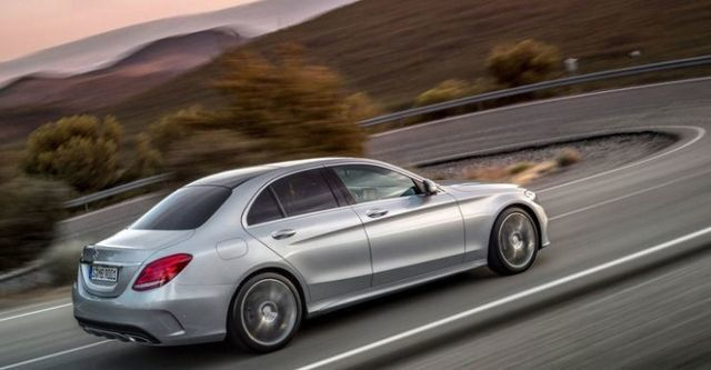 2016 M-Benz C-Class Sedan C200 Avantgarde  第3張相片