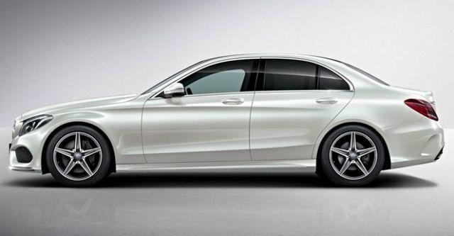 2016 M-Benz C-Class Sedan C250 AMG Line  第2張相片