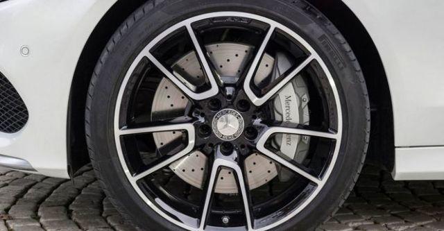 2016 M-Benz C-Class Sedan C450 AMG 4MATIC  第4張相片