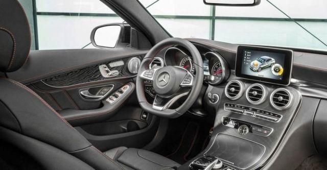 2016 M-Benz C-Class Sedan C450 AMG 4MATIC  第8張相片
