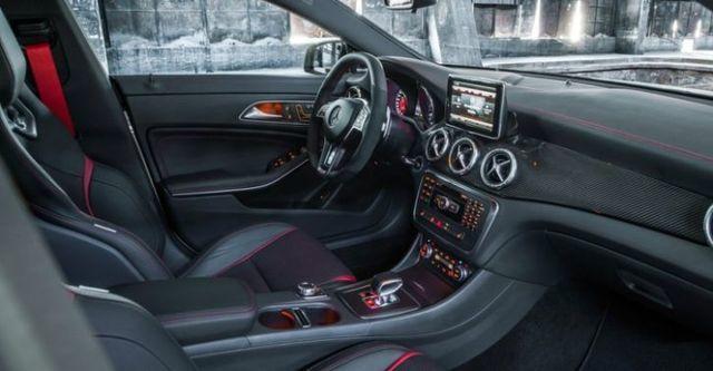 2016 M-Benz CLA-Class AMG CLA45 4MATIC  第8張相片