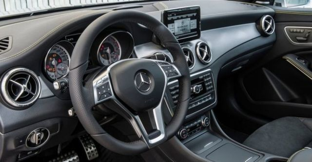 2016 M-Benz CLA-Class CLA250  第9張相片