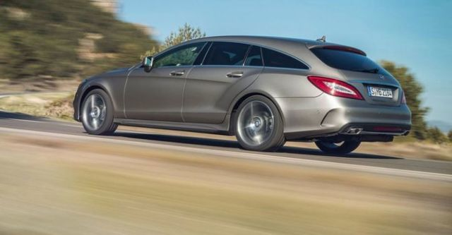 2016 M-Benz CLS Shooting Brake CLS400 AMG Line  第2張相片
